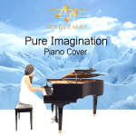 Pure Imagination Piano Cover - Willy Wonka theme song
