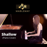 Shallow piano cover lady gaga